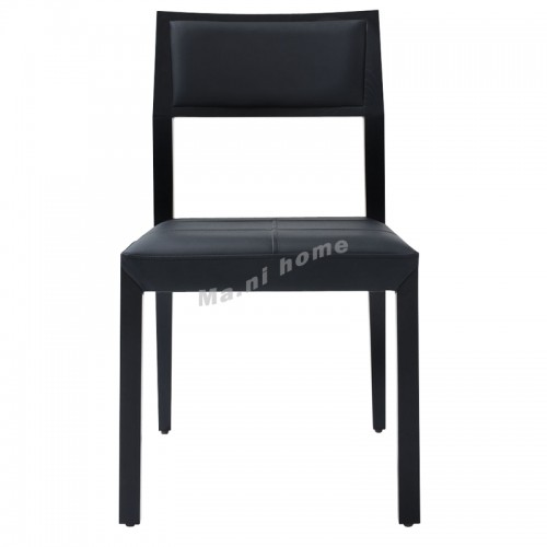 EGO 420 餐椅, brown oak veneer, 802914