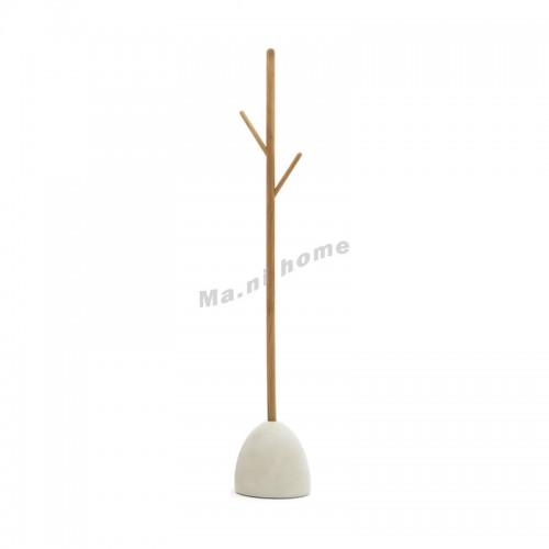 SLINE 250 coat hanger, Albizia + Resin, 815885
