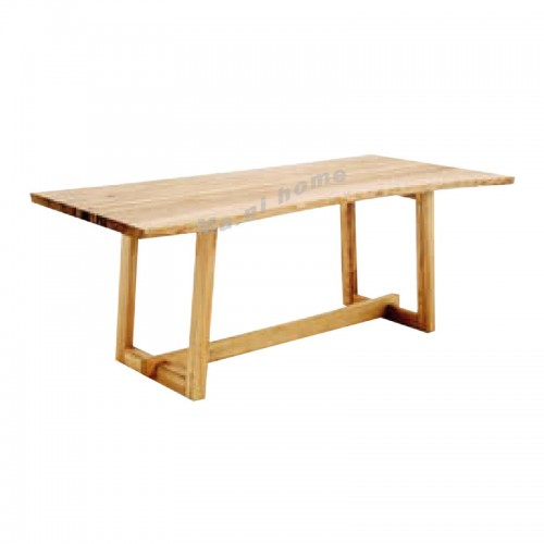 ALINE 1600 dining table, ash, 815914