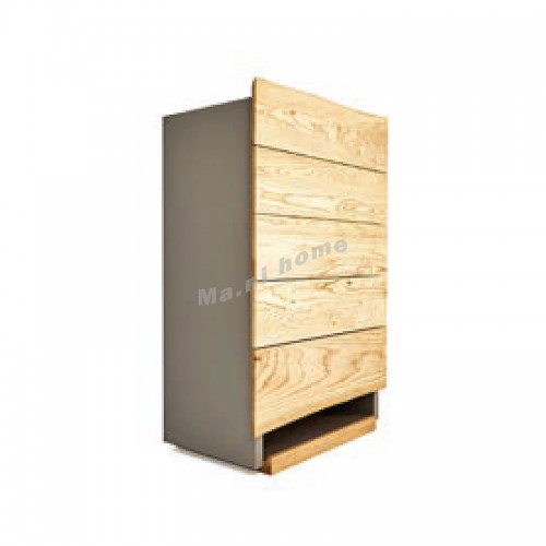 ALINE 860 chest of drawers, ash, 815929