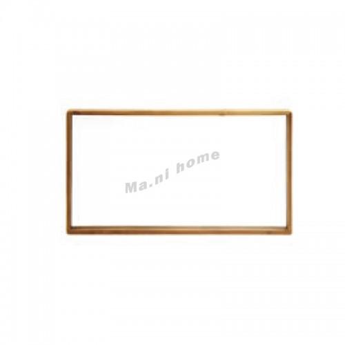 YOSE 1100 mirror, yellow poplar, 815948