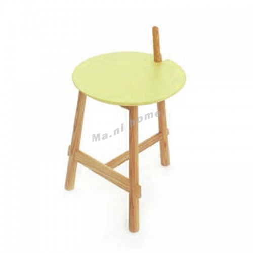 ALINE 500 side table, green, ash, 815972