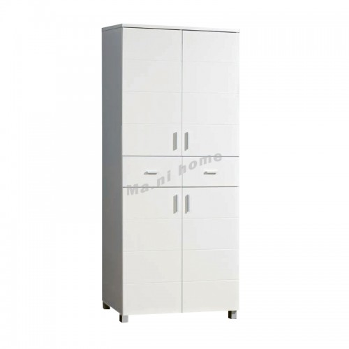 "30"" shoes cabinet, gloss white, 8155635"