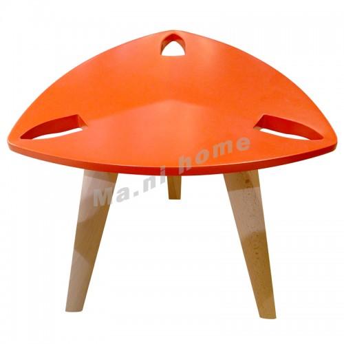 GEO 400 stool, red, 100005