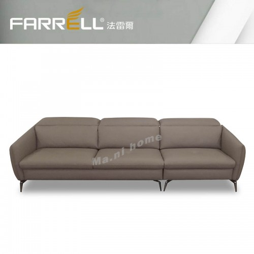 FARRELL  leather sofa