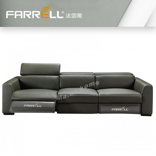 FARRELL electrical recliner, leather sofa, G5815