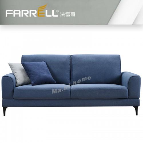 FARRELL  leather sofa