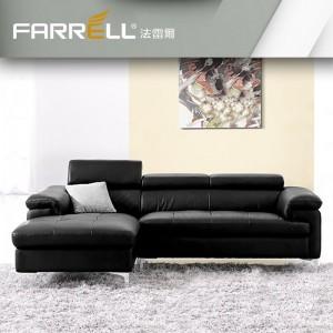 FARRELL 法雷爾 TECLA曲尺三座位真皮梳化, G9652