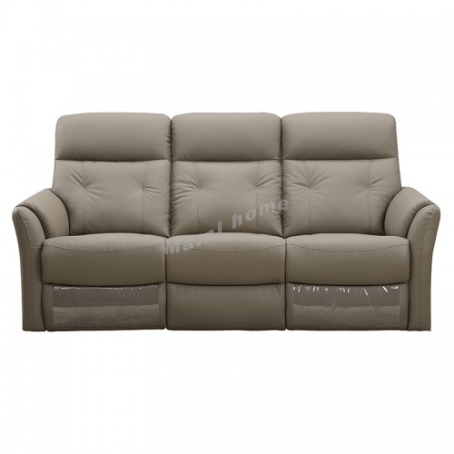 SUIT sofa electrical recliner, synthetic leather