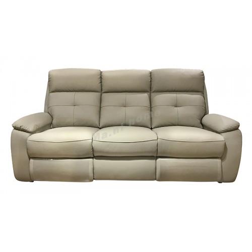 SCOTT leather sofa