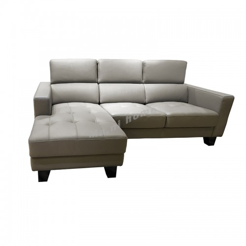 FAZIL LEATHER SOFA