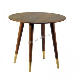 BRICK 600 end table, walnut veneer, 814705