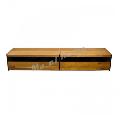 BRICK 2200, cabinet, walnut veneer, 813083