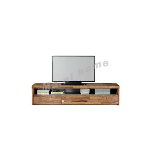 BRICK 2100 tv cabinet, walnut veneer, 814740