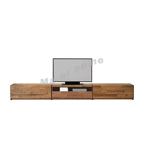 BRICK 3300 TV cabinet, walnut veneer, 814749