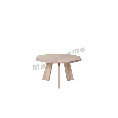 CLEMENT 650 wooden coffee table, oak veneer, 815431