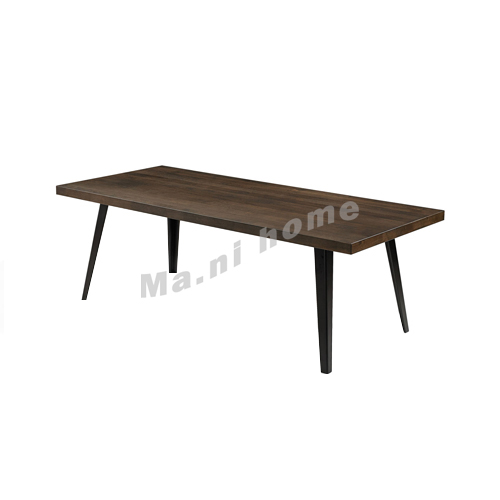 FINN 2200 dining table, oak veneer, 814781