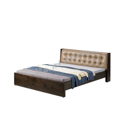 FINN 1900 bed, oak veneer, 814791