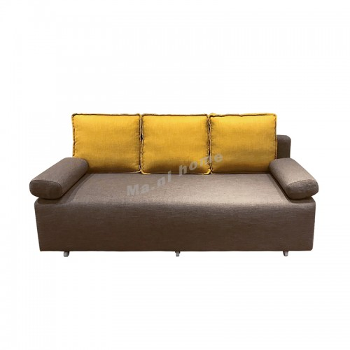 FRANK 3 seat sofabed with loose slipcover, 815523