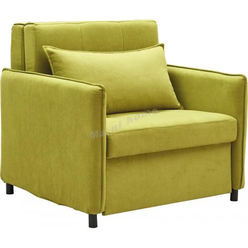 ELMO single seat sofabed, 818101