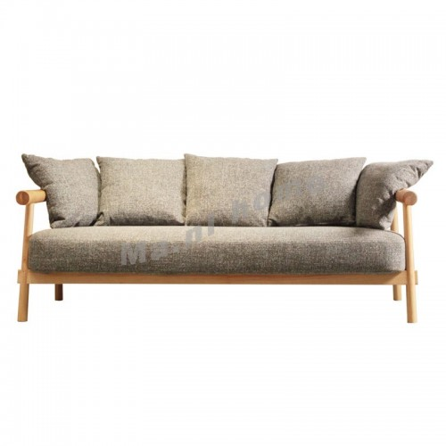 KATE 1900 4 seat sofa, white ash, 803789