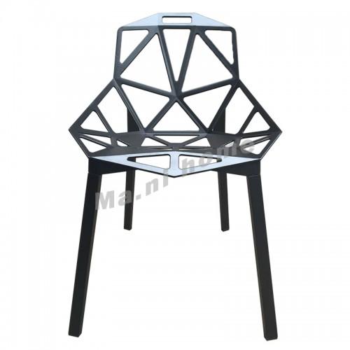 PROFILO dining chair, black, 811169