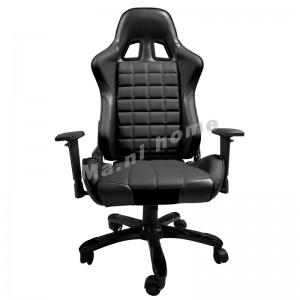 GOSH 工作升降轉椅, 高背, 黑色 , 813793