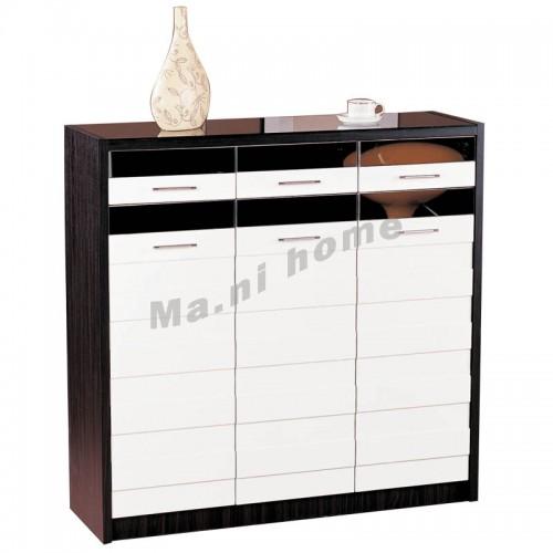 CUBO 1100 shoes cabinet, oak veneer,804968