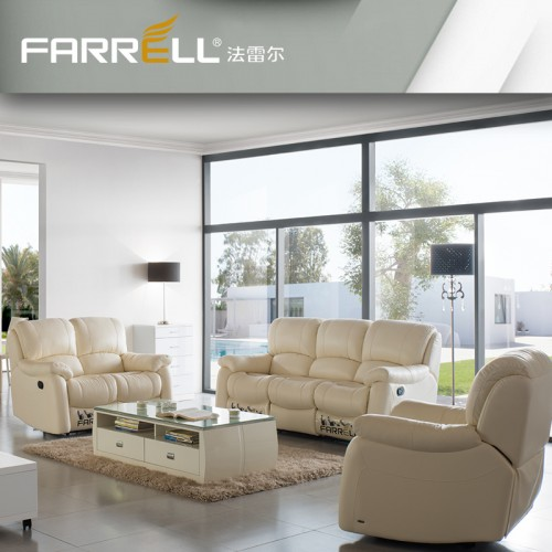 FARRELL  Recliner, leather