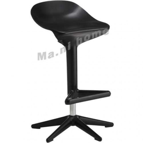 LINEA bar stool, black, 800557