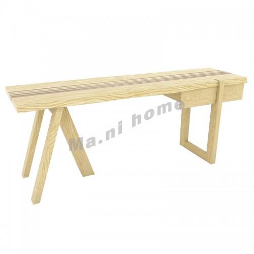 KATE 1900 desk, white ash,803773