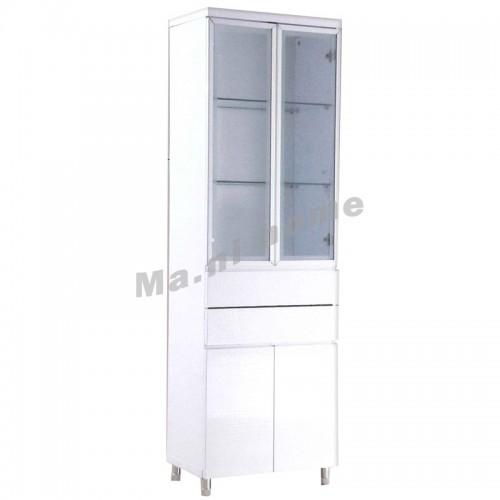 CUBO 600 sideboard, white,804877