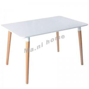 LINEA 型格餐檯, 纖維板(MDF), 白色,800623