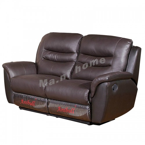 PIEL 2 seat electrical recliner, leather, 811276