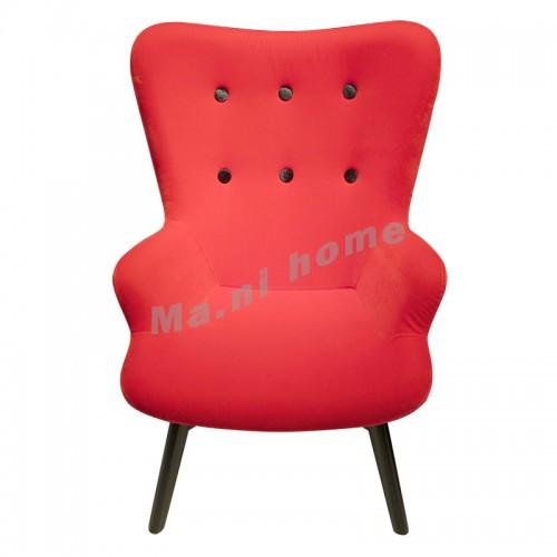 SCANDIN 700 休閒椅, 紅色, 811981