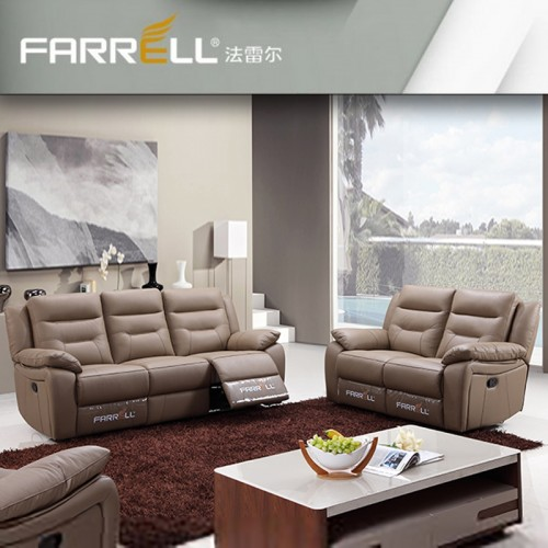 FARRELL SVEVA electrical recliner, leather