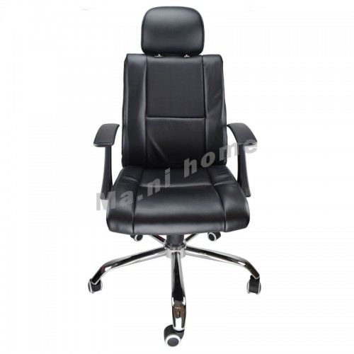 BELLO 580 office chair with headrest,synthetic leather, 806556