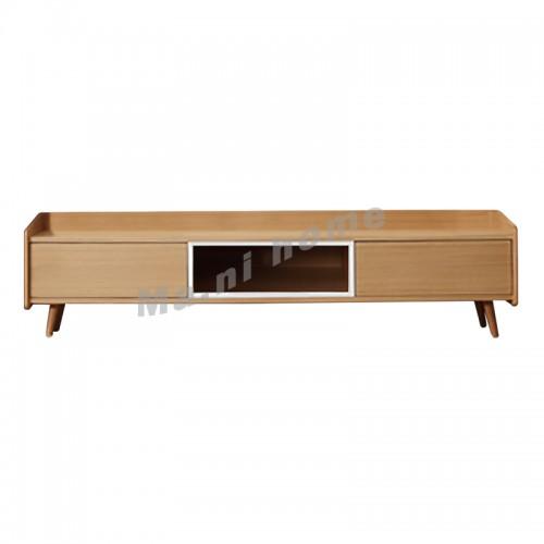 OTARU 1500 cabinet,  oak veneer+white, 813510