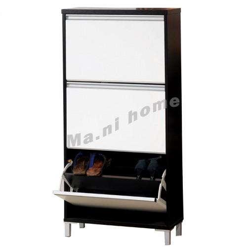 CUBO 600 shoes cabinet, oak veneer,804973