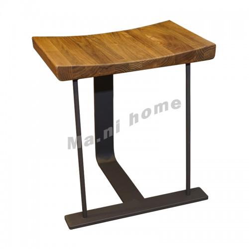 KATE 400 dresser stool, alder wood,803772