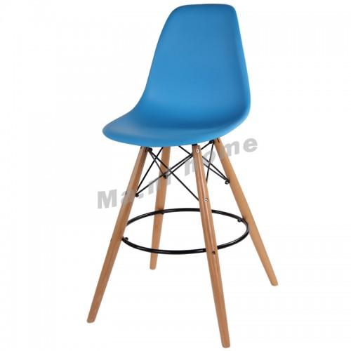 LINEA bar stool, blue, 800564
