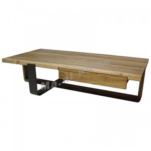 RAE 1400 coffee table, alder wood,803757