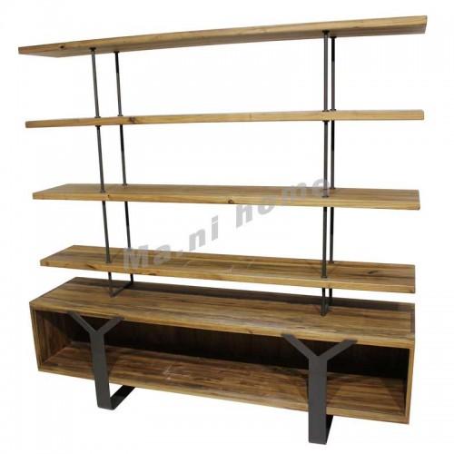 RAE 1850 bookcase, alder wood,803755