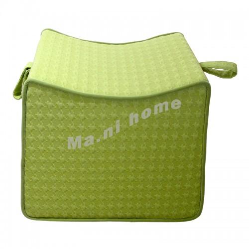 LEGOO 500 stool, green, 811984