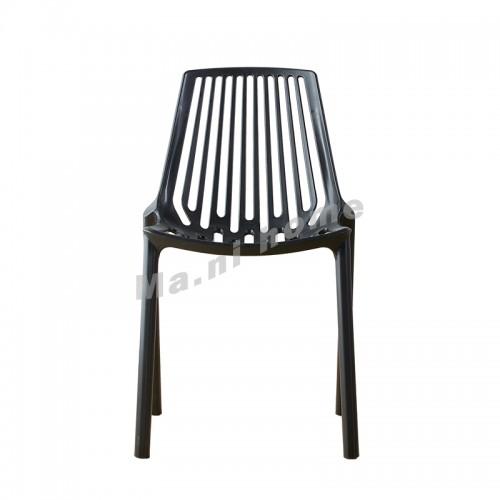 LINEA dining chair, black, 811698