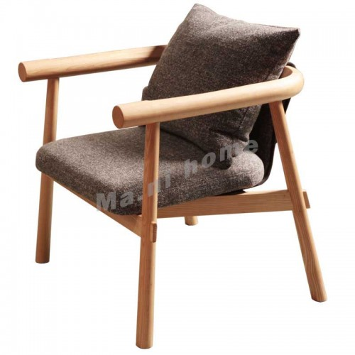 KATE 720 1 seat sofa, white ash, 803788