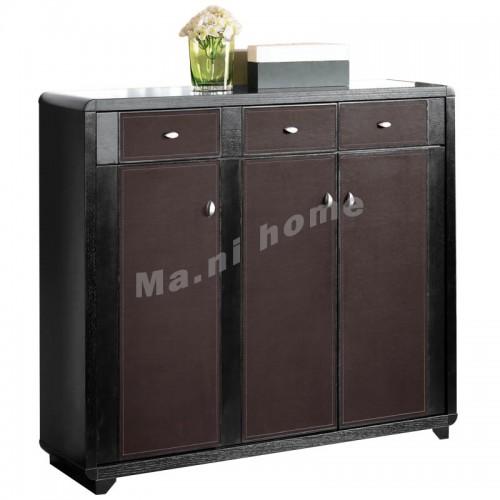 CUBO 1200 shoes cabinet, oak veneer,804933