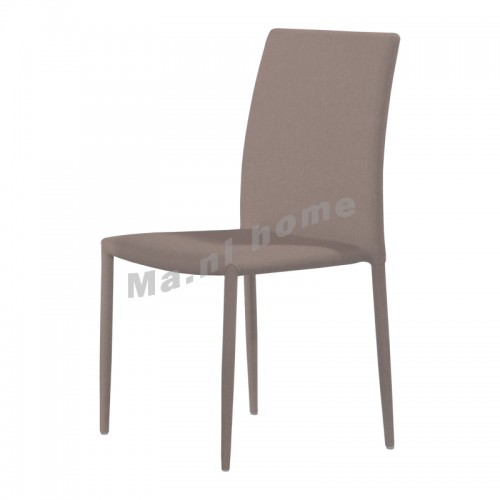FLESS dining chair, grey, 800056