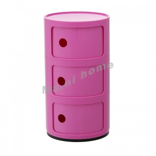 LINEA end table, pink, 810398