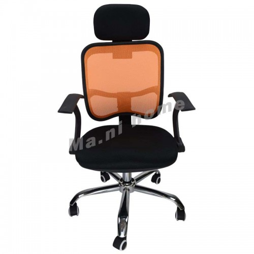 BELLO 570 office chair with headrest,mesh, 806553